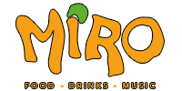 Miro  Restaurant  Bar Logo